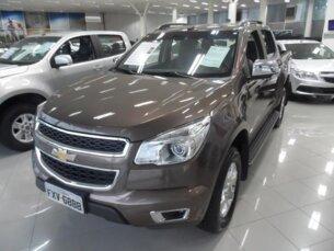 Super Oferta: Chevrolet S10 2.8 CTDi 4x2 LTZ (Cab Dupla) (Aut) 2014/2014 4P Cinza Diesel