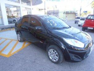 Super Oferta: Ford Fiesta Sedan 1.6 Rocam (Flex) 2012/2013 4P Preto Flex