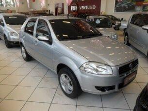 Super Oferta: Fiat Palio ELX 1.0 (Flex) 4p 2007/2008 4P Prata Gasolina