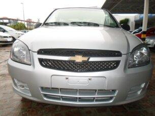Super Oferta: Chevrolet Celta LS 1.0 (Flex) 2p 2012/2013 2P Prata Flex