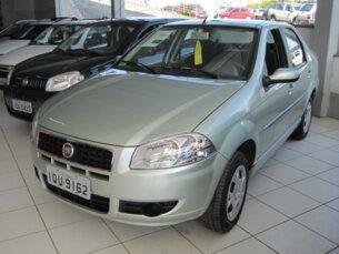 Super Oferta: Fiat Siena EL 1.0 8V (Flex) 2010/2010 4P Verde Flex