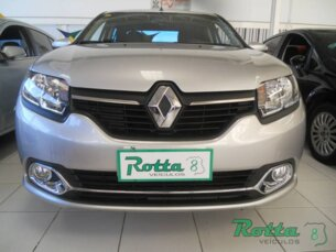 Super Oferta: Renault Logan Dynamique 1.6 8V 2014/2015 4P Prata Flex