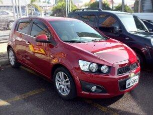 Super Oferta: Chevrolet Agile LTZ 1.4 8V (Flex) Easytronic 2013/2013 4P Vermelho Flex
