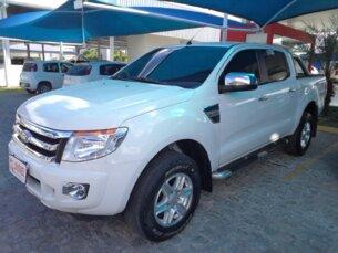 Super Oferta: Ford Ranger 3.2 TD CD XLT 4WD (Aut) 2012/2013 4P Branco Diesel