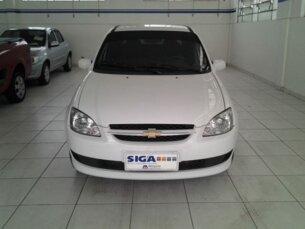 Super Oferta: Chevrolet Classic LS VHC E 1.0 (Flex) 2012/2013 4P Branco Flex