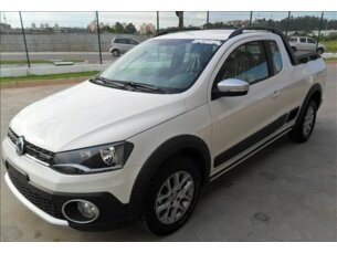Super Oferta: Volkswagen Saveiro Cross 1.6 16v MSI (Flex) (cab. estendida) 2014/2015 P  Flex