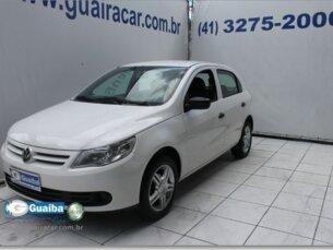 Super Oferta: Volkswagen Gol 1.0 (G5) (Flex) 2011/2011 4P Branco Flex