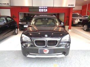 Super Oferta: BMW X1 2.0 sDrive20i (Aut) 2013/2013 4P Preto Gasolina