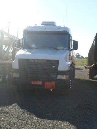 SCANIA R-114 GA 360 4X2 NZ
