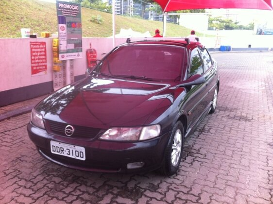 CHEVROLET VECTRA CD 2.2 MPFI 16V  AUT