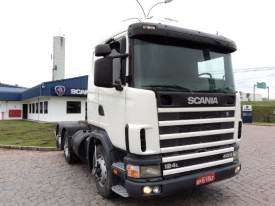 SCANIA R-124 GA 400 4X2 NZ