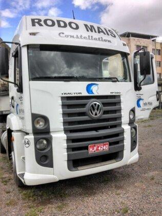 VOLKSWAGEN VW 19.320 E CL 4X2  CONSTELLATION