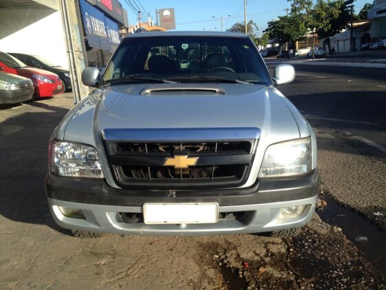 CHEVROLET S10 EXECUTIVE 4X4 2.8 TURBO ELECTRONIC  CAB DUPLA