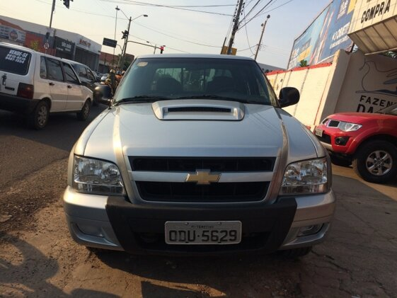 CHEVROLET S10 COLINA 4X4 2.8 TURBO ELECTRONIC  CAB DUPLA