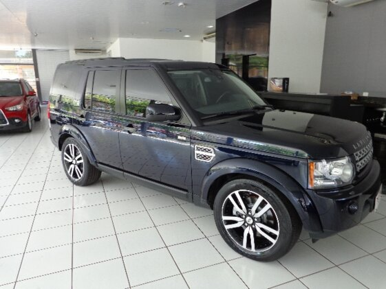 LAND ROVER DISCOVERY HSE 3.0 SDV6 4X4