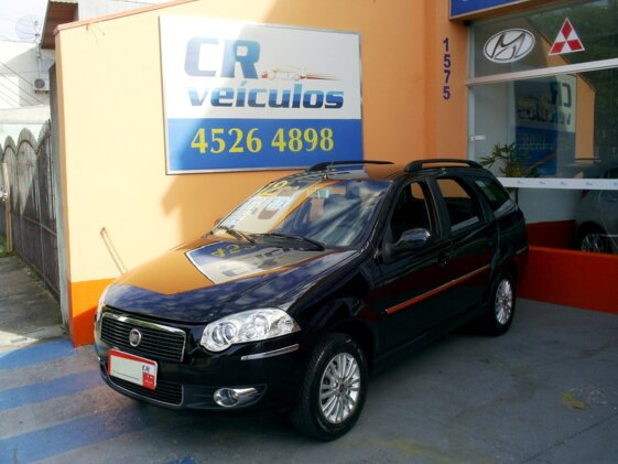 FIAT PALIO WEEKEND ATTRACTIVE 1.4 8V  FLEX