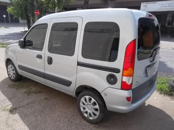 RENAULT KANGOO AUTHENTIQUE 1.6 16V  FLEX