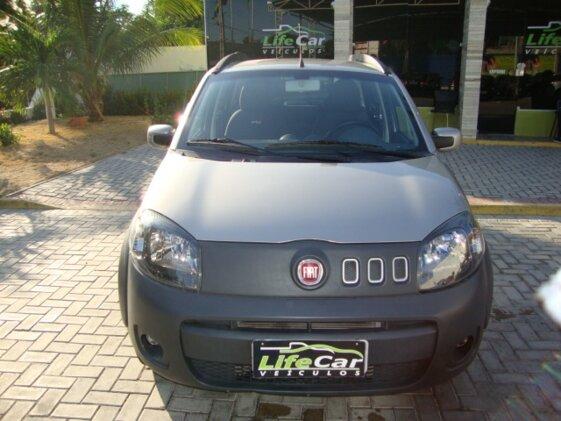 FIAT UNO WAY 1.4 8V  FLEX  4P