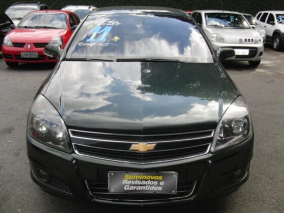 CHEVROLET VECTRA COLLECTION 2.0 FLEXPOWER  AUT