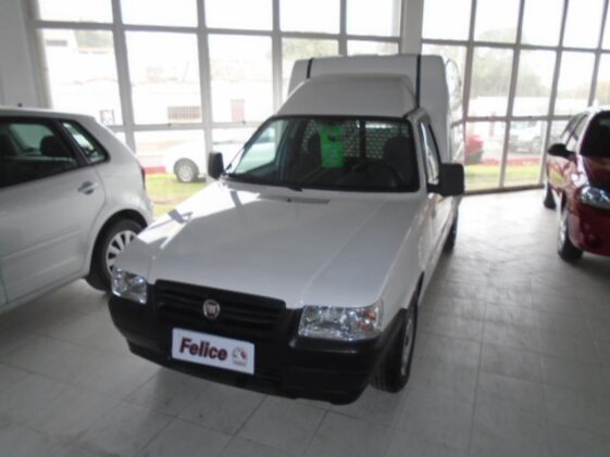 FIAT FIORINO FURGÃO 1.3  FLEX