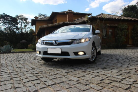 HONDA NEW CIVIC LXR 2.0 I-VTEC  FLEX   AUT