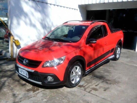 VOLKSWAGEN SAVEIRO CROSS 1.6  FLEX   CAB. ESTENDIDA