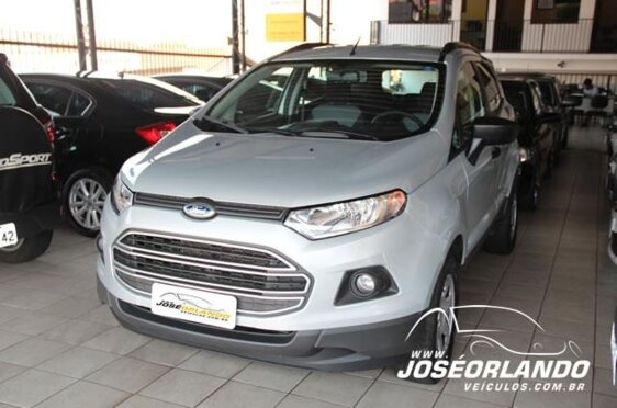 FORD ECOSPORT SE 2.0 16V POWERSHIFT  FLEX