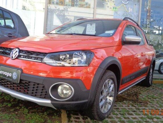 VOLKSWAGEN SAVEIRO CROSS 1.6 16V MSI  FLEX   CAB DUPLA