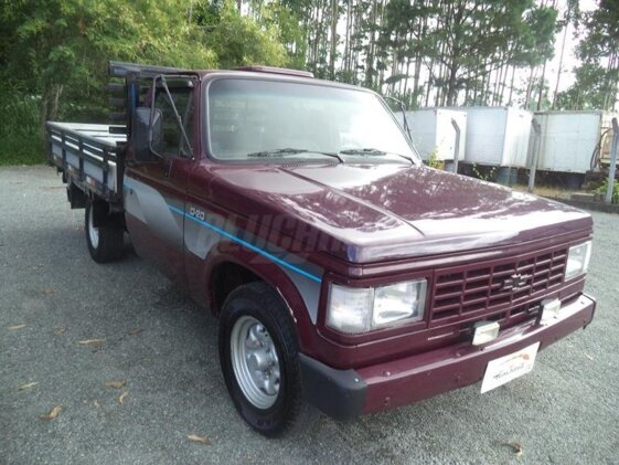 CHEVROLET D20 PICK UP CUSTOM LUXE 4.0  CAB SIMPLES