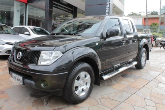 NISSAN FRONTIER XE 4X2 2.5 16V  CAB. DUPLA