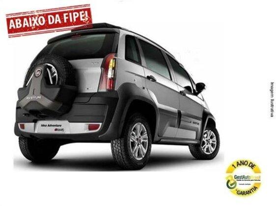 FIAT IDEA ADVENTURE 1.8 16V E.TORQ DUALOGIC
