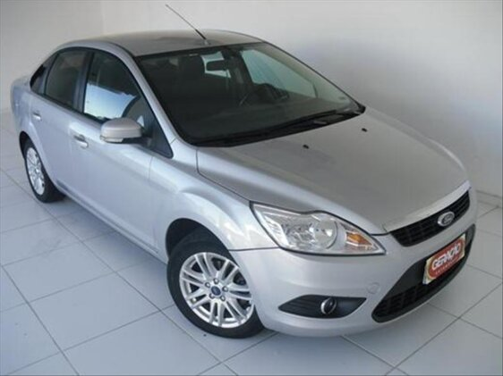 FORD FOCUS SEDAN GL 1.6 16V  FLEX