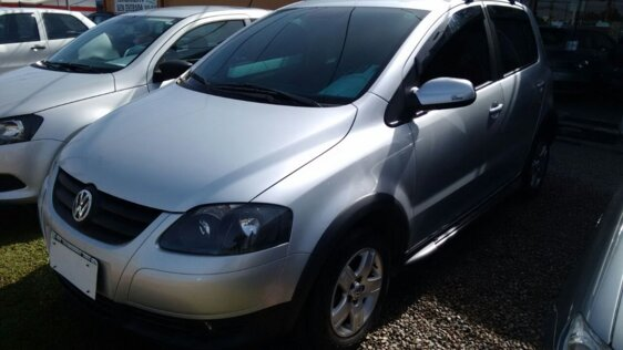 VOLKSWAGEN FOX SUNRISE 1.0 8V  FLEX