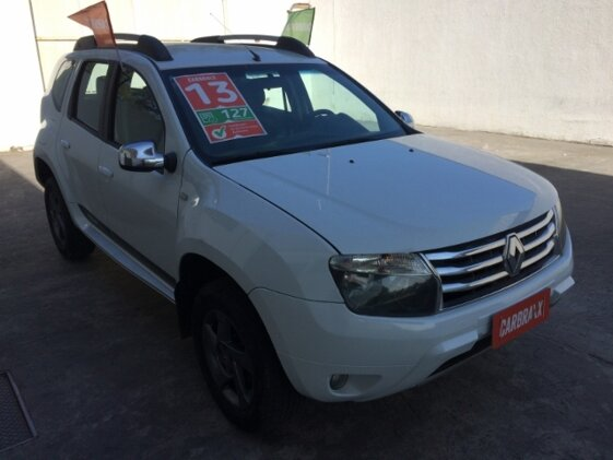 RENAULT DUSTER 1.6 16V TECH ROAD  FLEX