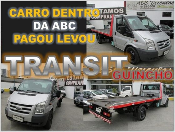 FORD TRANSIT CHASSI
