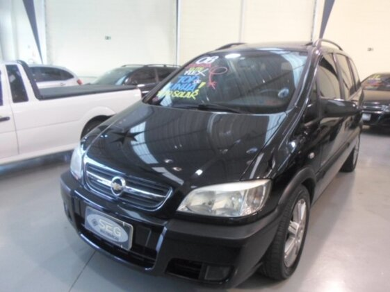 CHEVROLET ZAFIRA ELITE 2.0  FLEX   AUT