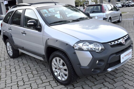 FIAT WEEKEND ADVENTURE 1.8 E.TORQ  FLEX