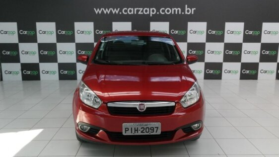 FIAT GRAND SIENA 1.6 ESSENCE DUALOGIC  FLEX