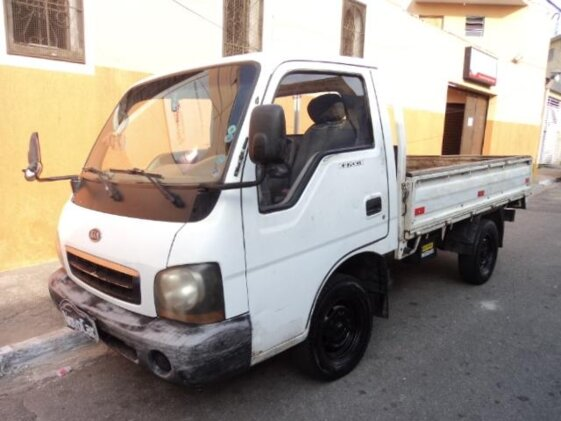 KIA BONGO K-2700 4X2