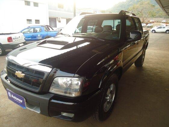 CHEVROLET S10 EXECUTIVE 4X2 2.4  FLEX   CAB DUPLA
