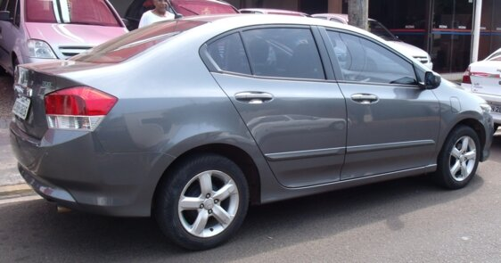 HONDA CITY DX 1.5 16V  FLEX   AUT.