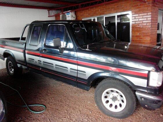 FORD F1000 SUPER SERIE SUPER CAB 3.6  CAB ESTENDIDA