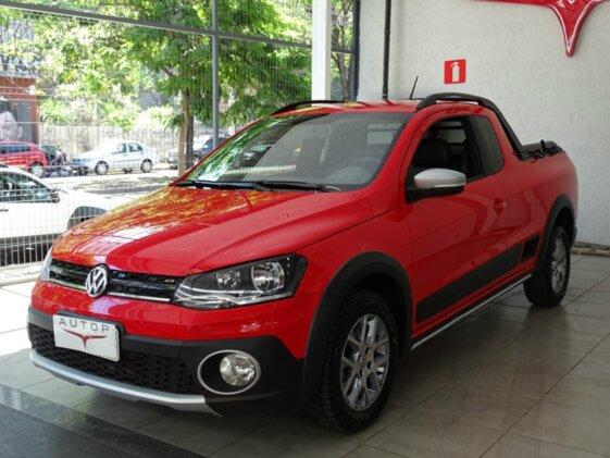 VOLKSWAGEN SAVEIRO CROSS 1.6 16V MSI  FLEX   CAB. ESTENDIDA