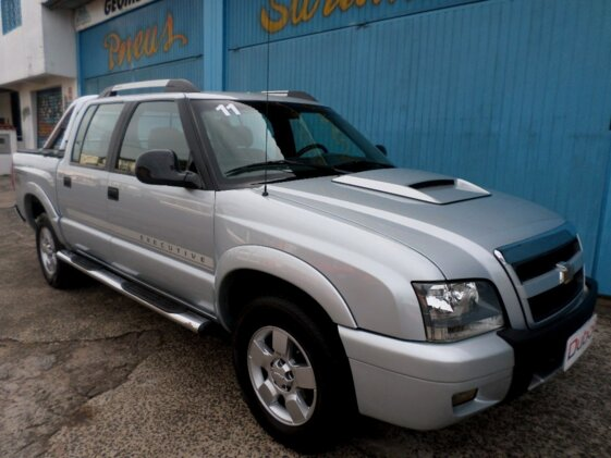 CHEVROLET S10 EXECUTIVE 4X2 2.8 TURBO ELECTRONIC  CAB DUPLA