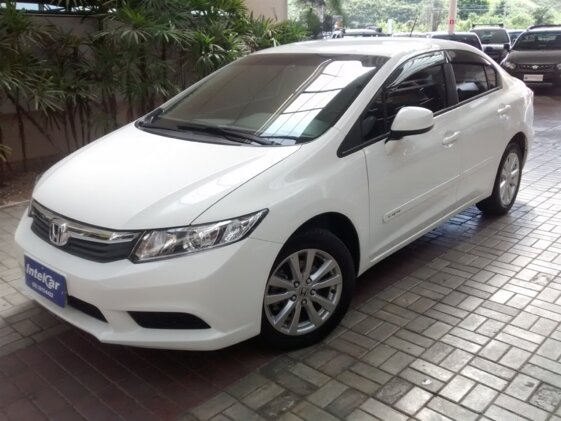 HONDA CIVIC 1.8 I-VTEC LXS  FLEX