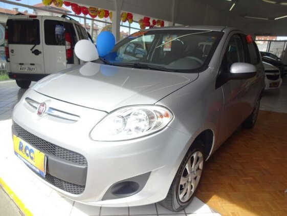 FIAT PALIO ATTRACTIVE 1.0 EVO  FLEX