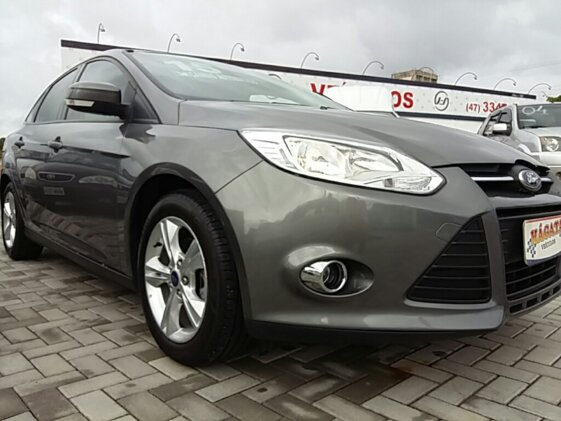 FORD FOCUS SEDAN S 2.0 16V POWERSHIFT  AUT