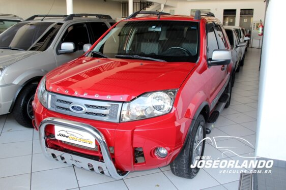 FORD ECOSPORT XLT FREESTYLE 1.6  FLEX