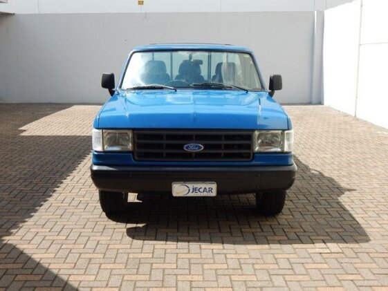 FORD F1000 SUPER SERIE 3.9  CAB SIMPLES