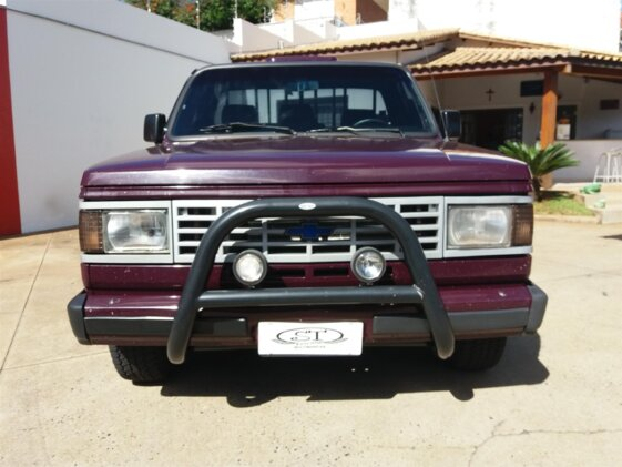 CHEVROLET D20 PICK UP CUSTOM S 4.0  CAB SIMPLES